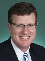Official portrait of Andrew Gee